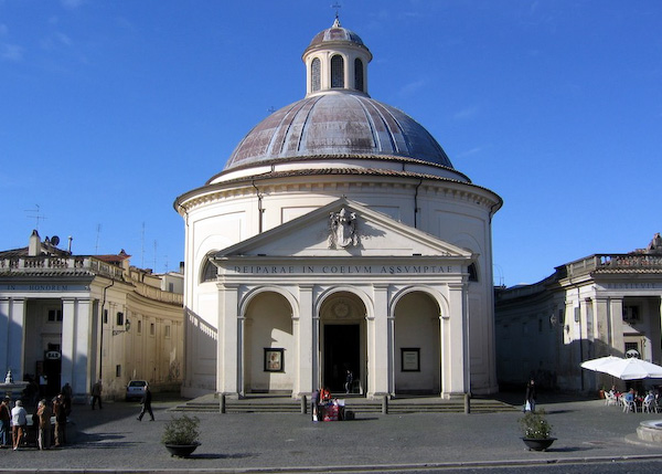 Bernini church, Ariccia.jpg