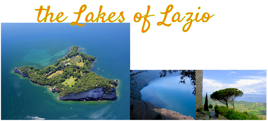 The Lakes of Lazio