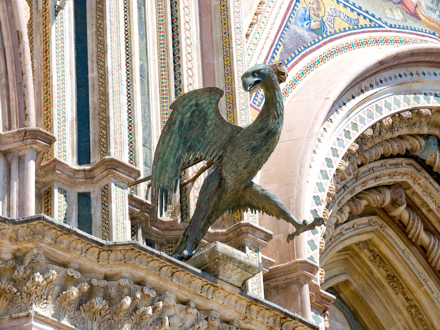 Detail, Orvieto Cathedral