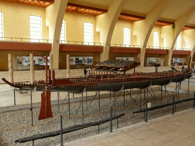 Roman Ship Museum, Lake Nemi