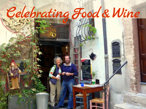 Celebrating Food and Wine - Spoleto restaurant