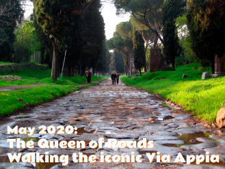 Queen of Roads: Walking the iconic Via Appia